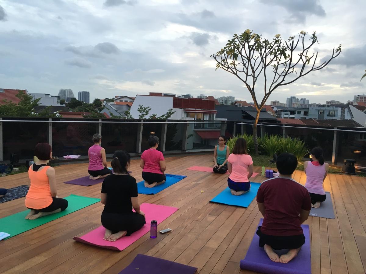 Rooftop Yoga_Yoga With Aileen